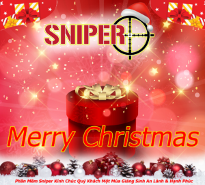 Sniper Combo Khuyến Mãi lớn đẩy hàng cuối năm