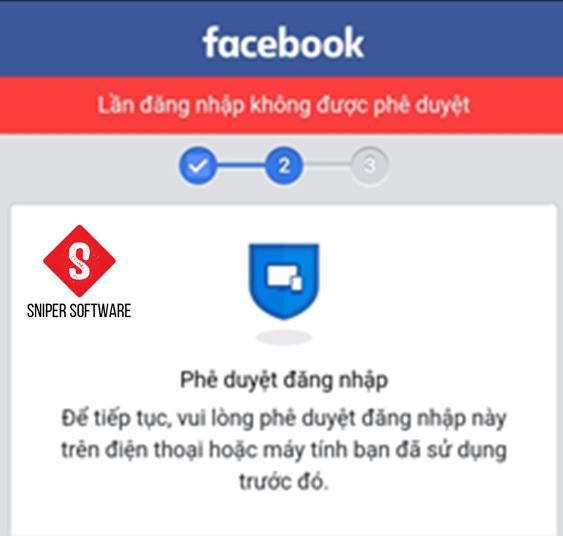 Nhập facebook đăng