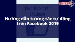 tương tác facebook