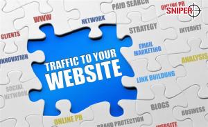 cách kéo traffic về website