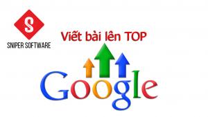 Cách đăng bài viết lên top Google