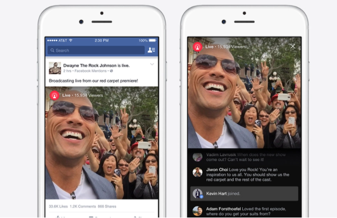 Live Stream Facebook có thật tiềm năng không