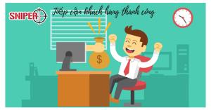 4 cách tiếp cận khách hàng hiệu quả nhất khi bán hàng