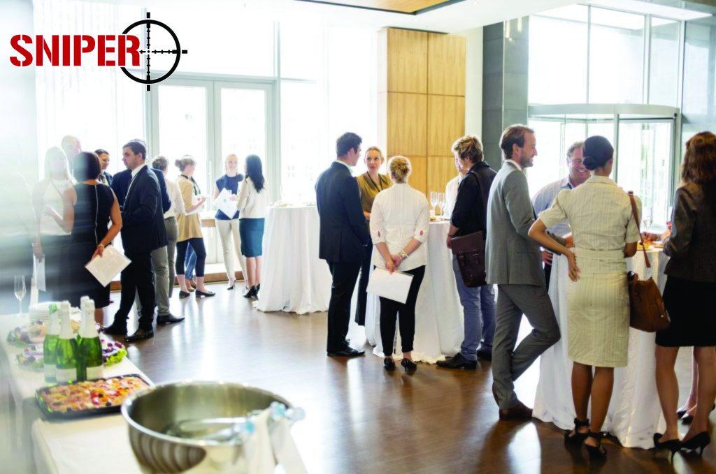 Networking không thể thiết trong các chiến lược tiếp cận khách hàng VIP