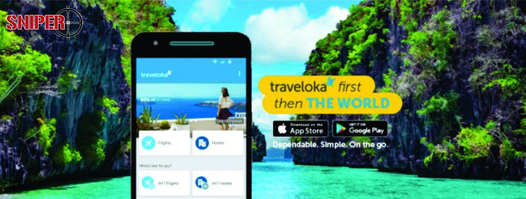 """Traveloka là ứng dụng di động giúp đặt vé máy bay, đặt tour cho dân """"nghiền"""" du lịch – cách tiếp cận khách hàng online mới qua điện thoại"""