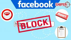 Cách mở khoá tên miền bị Facebook chặn